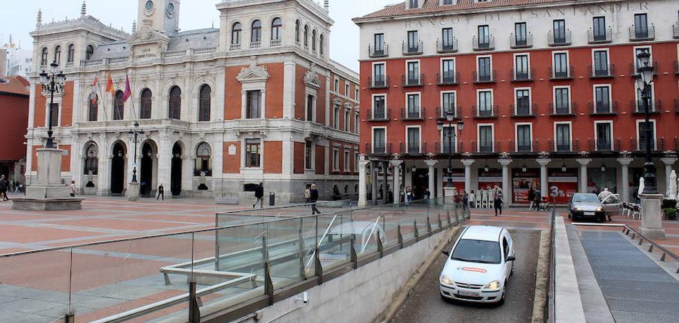 Acciona ejecutará la obra de la Plaza Mayor en cuatro meses y con una baja del 40% en el precio