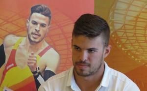Óscar Husillos: «Si he ganado un Mundial puedo ganar un Europeo»
