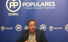 El PP de Soria dice que «es público y notorio que el alcalde es amigo íntimo de Ulibarri»