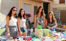 Mercadillo Solidario en Hornillos