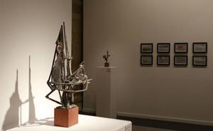 Santo Domingo acoge obras de Picasso, Chillida, Tapies, Matisse, Chagall y Blanco