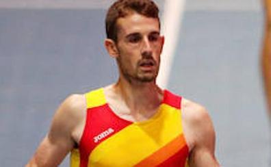 Álvaro de Arriba: «Una medalla en el 800 en Berlín quedaría para la historia»