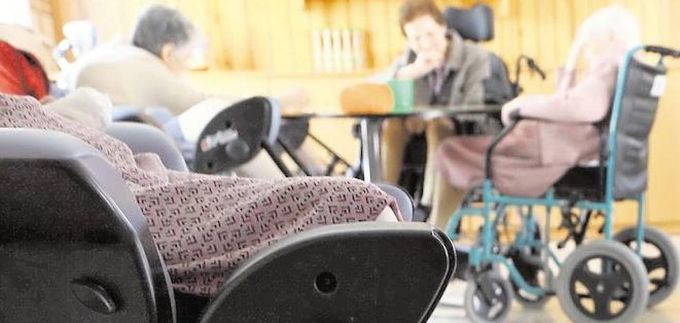 El 22% de los dependientes requieren la ayuda a domicilio