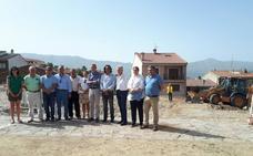 Primer paso para el nuevo centro de salud de Burgohondo