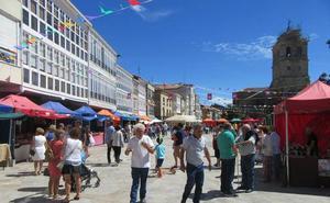 La Feria Dulce llega este fin de semana a Aguilar de Campoo