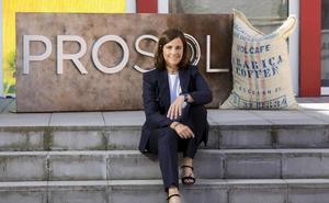 La empresaria palentina Rocío Hervella, galardonada con el Premio Mujer Empresaria 2018 CaixaBank