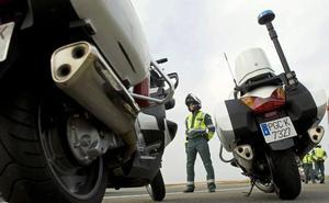 La Guardia Civil duplica los controles de velocidad