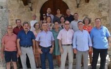 Los quintos de Sacramenia nacidos en 1958 celebran sus 60 años