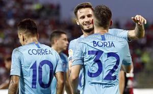 La cantera resuelve en el penúltimo ensayo del Atlético