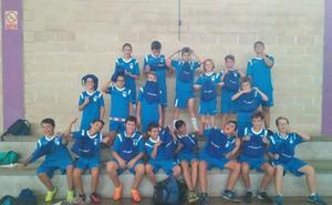 Éxito de convocatoria del campus en Ledesma del Club Deportivo Salamanca Fútbol sala