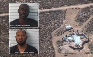 Hallan el cadáver de un niño en el campamento de Nuevo México del que fueron rescatados 11 menores