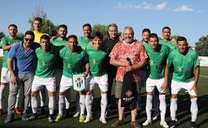 El Guijuelo no pasa del empate en casa ante el Villanovense
