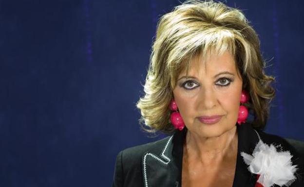 Mª Teresa Campos confiesa su culpa