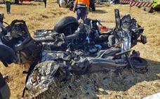 Positivo del camionero implicado en el accidente de la N-I en el que falleció una pareja joven de Galicia