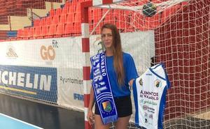 Melina Cozzi, experiencia y veteranía para el Aula Alimentos de Valladolid