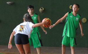 La fiesta del baloncesto se vive en Dueñas