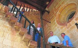 Restaurar la iglesia de Traspeña de la Peña ha costado más de 60.000 euros
