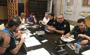 Medina del Campo refuerza su seguridad ante las 90.000 visitas a la Feria Renacentista