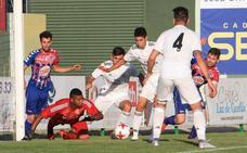 Una dulce derrota en penaltis para la Segoviana ante el Castilla (2-2)