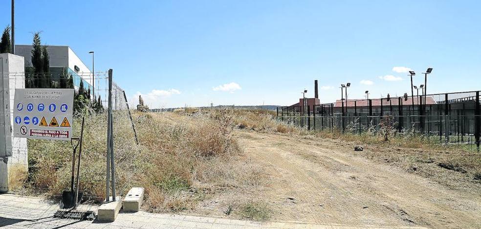 Los entornos de La Tejera se convertirán en un gran parque a finales de año