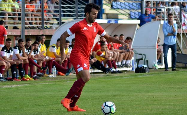 El CF Salmantino UDS, interesado en la llegada del extremo Fer Ruiz