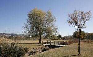 Dos sabotajes en el parque Ribera Sur de Palencia
