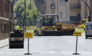 Salamanca lidera la licitación de obra pública entre los ayuntamientos de capitales de provincia