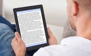 La Junta impulsa el fomento de la lectura a través del préstamo de libros electrónicos en la plataforma 'eBiblio'