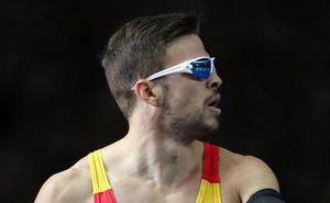 Husillos, sexto en la final de 400 metros de los Europeos de Atletismo
