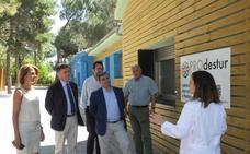 La Diputación moderniza el laboratorio de Prodestur