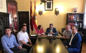 La subdelegada del Gobierno apuesta por la construcción de un nuevo cuartel en Ciudad Rodrigo