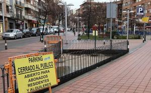 Muñoz-Torrero asegura que el 'parking' de José Zorrilla estará disponible en un «plazo breve»