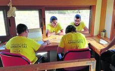 Villaviudas pide apoyo para concluir las obras de la fachada del Ayuntamiento
