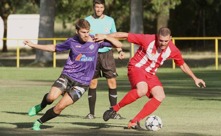 Palencia Cristo 4-0 Castilla Palencia