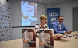 Guijuelo apoya la donación con la edición de un libro de testimonios