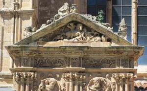 Advierten de que la iglesia de Sancti Spiritus presenta numerosas deficiencias