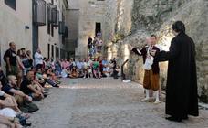 Éxito de 'Las Lecciones de la Cueva de Salamanca'