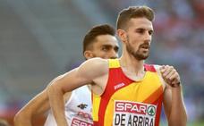 Álvaro de Arriba, a por una gesta en Berlín que le coloque en la historia del atletismo español