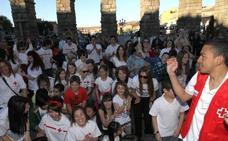 Cruz Roja Juventud presta apoyo a más de 4.000 niños segovianos