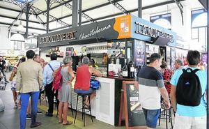 El Mercado Central acogerá joyerías, gastrobares, peluquerías y conciertos