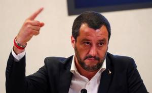 Salvini insiste en que el Aquarius «no verá nunca» un puerto italiano