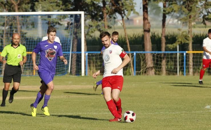 El Santa Marta vence al Ribert (2-1)