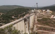 La presa de Castrovido estará «totalmente operativa» en 2020