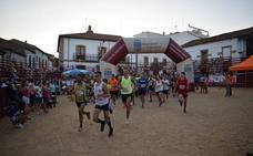 Alex Iturralde y Anna Giner en 4.000 y Ali Aity Elena Herrero en los 8 kilómetros ganan el Toromaraton de Lumbrales