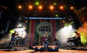 Izal cambia el compás al Sonorama, al que Xoel López pone ritmo y pasión