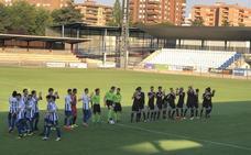 El CF Salmantino deja buenas sensaciones en Talavera