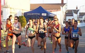 Adriana Cagigas y Nassin Hassous dominan la XIX Milla Urbana de Pedrajas