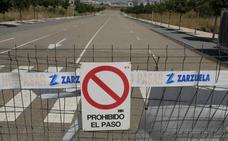 El polígono de Jalón vuelve al mercado tras ocho años de robos y desinterés