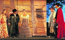 Olmedo revive en su corrala «el tesoro» que Lope de Vega regaló a la localidad
