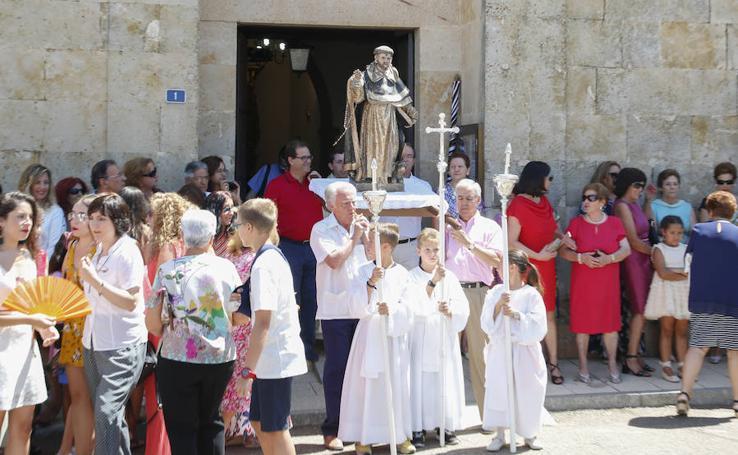 Doñinos de Salamanca se echa a la calle para celebrar sus fiestas